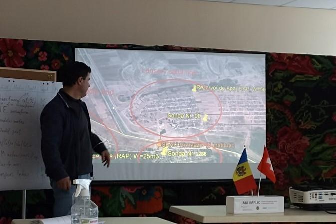 """Primăriile partenere ale proiectului """"MĂ IMPLIC"""" sunt pregătite pentru etapa de elaborare a planului de îmbunătățire a serviciului comunal"""